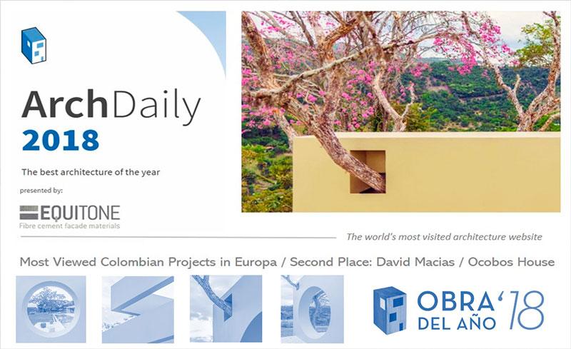 OCOBOS HOUSE | ARCHDAILY EUROPA
