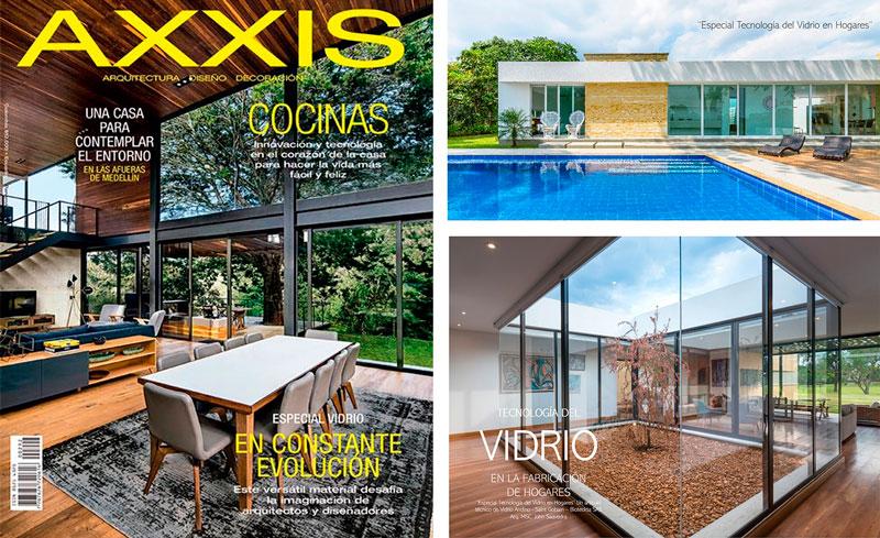 RESEÑA REVISTA AXXIS N°245