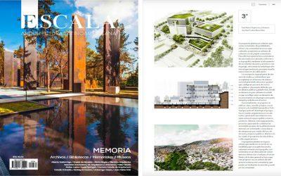 3er lugar en el concurso Público de diseño Arquitectónico y Urbano para el SuperCADE Manitas en Bogotá