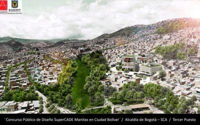 3er puesto en concurso público de diseño arquitectónico y urbano