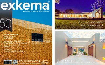 Revista Exkema, edición 50