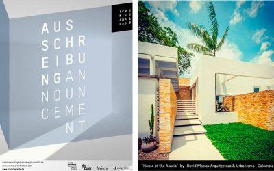 Casa de la Acacia en Iconics Awards 2017