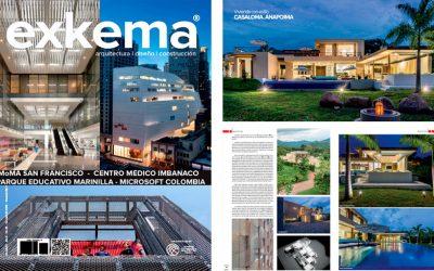 Revista Exkema edición 38