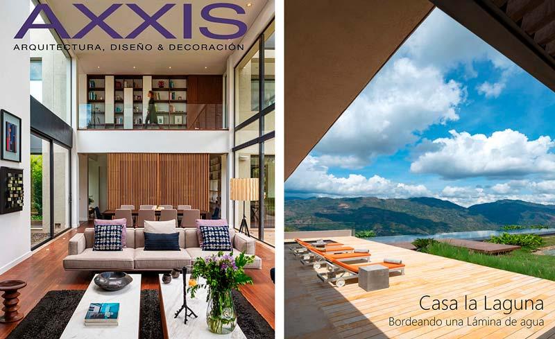 Diseño AXXIS 2020, Casa la Laguna