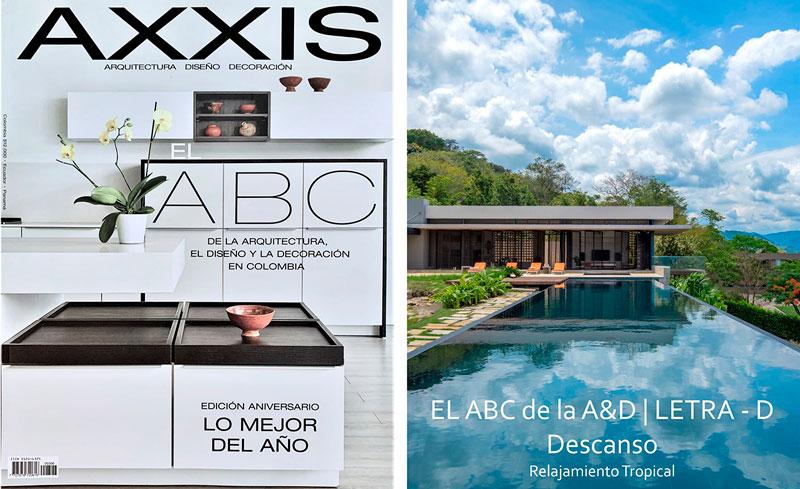 Edición especial para fin de año de la Revista AXXIS