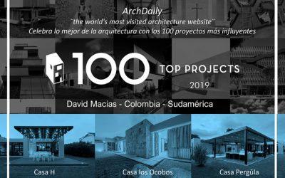 TOP 100 de los proyectos más influyentes de 2019