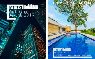 House of the Acacia, Build Architecture Awards 2019