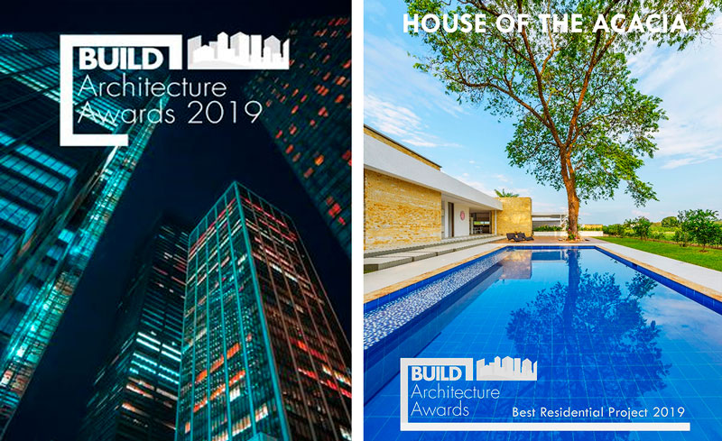 HOUSE OF THE ACACIA |  BUILD ARCHITECTURE AWARDS 2019