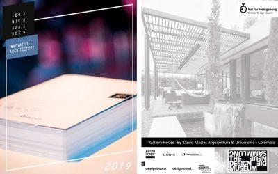 Casa Galería en los Iconic Awards 2019