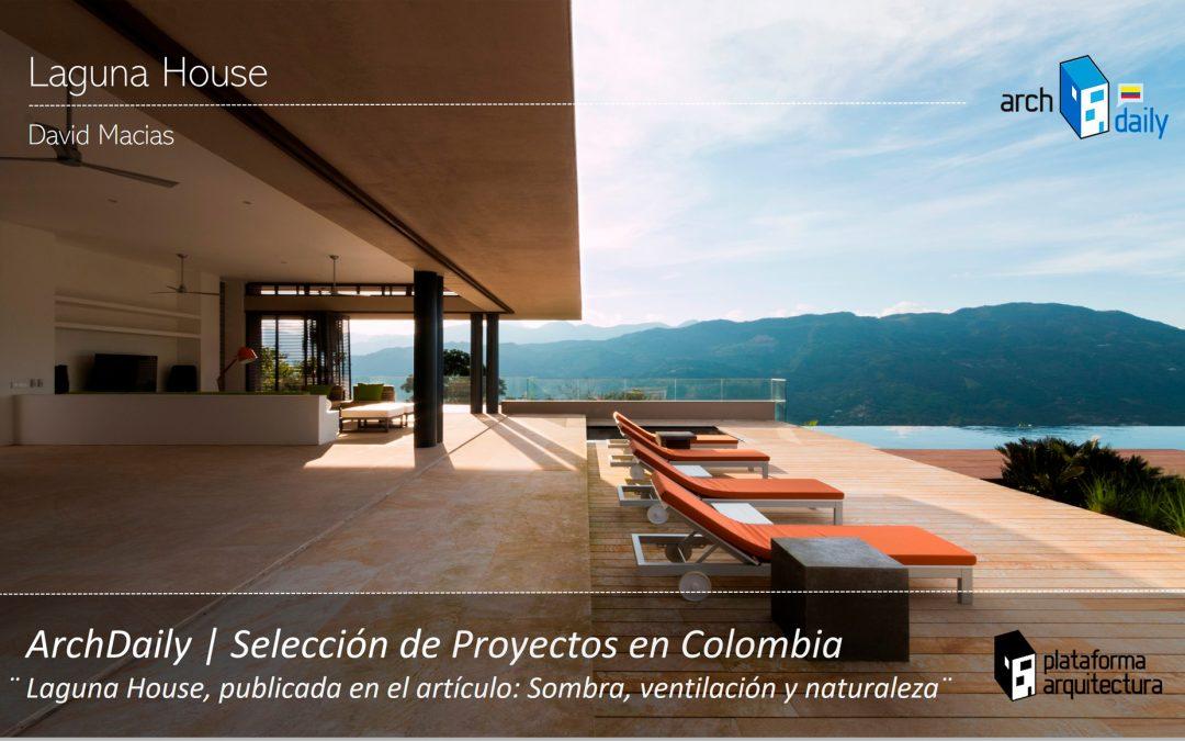 ARCHDAILY | SELECCIÓN DE PROYECTOS EN COLOMBIA