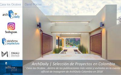 ARCHDAILY INSTAGRAM | CASA LOS OCOBOS